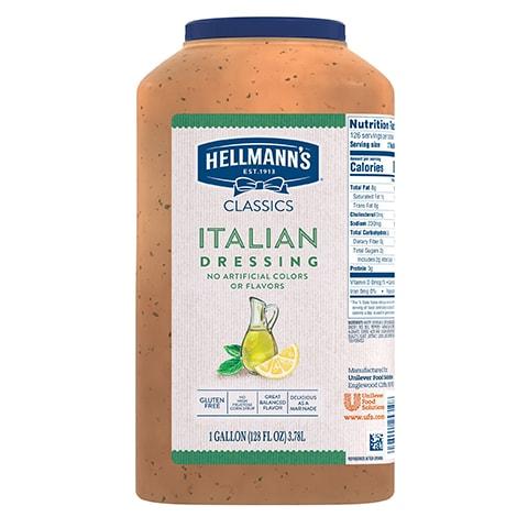 Hellmann's® Classics Italian Dressing 2 x 3.78 L -