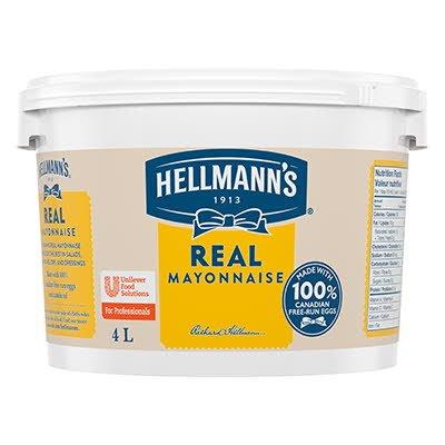 Hellmann's® Real Mayonnaise 2 x 4 L -