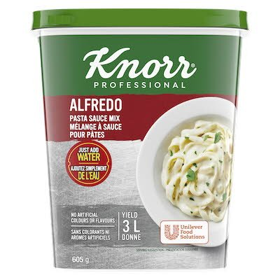 Knorr® Professional Alfredo Sauce Mix 4 x 605 gr -