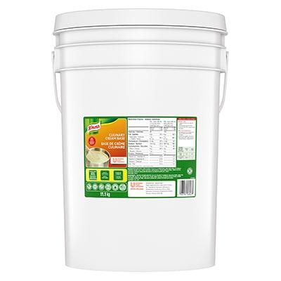 Knorr® Professionnel Base de Crème Culinaire 1 x 11.1 kg - Knorr® Professionnel Base de Crème Culinaire 1 x 11.1 kg offre des performances thermiques supérieures .