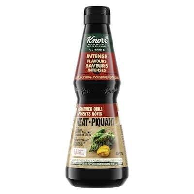 Knorr® Professional Intense Flavours Charred Chili Heat 4 x 400 ml -