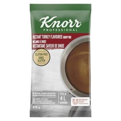 Knorr® Professional Turkey Gravy Mix 6 x 475 gr -