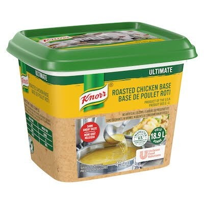Knorr® Professional Ultimate Chicken Bouillon Base 6 x 454 gr -