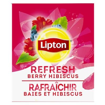 Lipton® Hot Tea Berry Hibiscus 6 x 28 bags -