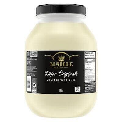 Maille Dijon Originale Mustard 4 x 4.1 kg -