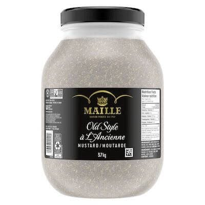 Maille Old Style Mustard 4 x 3.7 kg -
