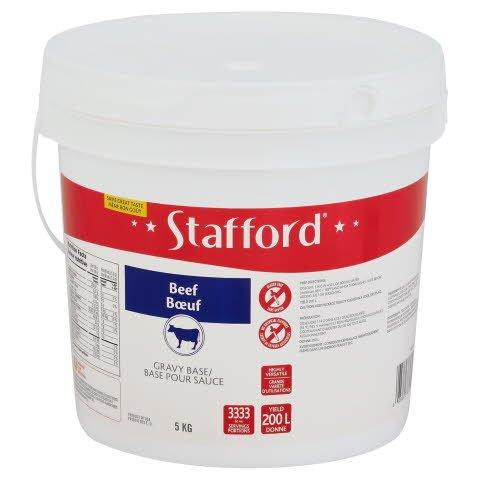 Stafford® Base pour Sauce au Bœuf 1 x 5 kg -