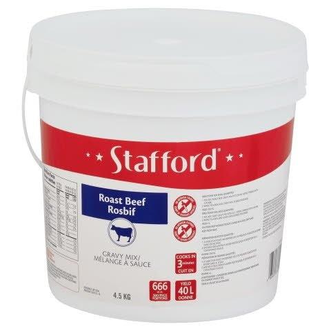 Stafford® Roast Beef Gravy Mix 1 x 4.5 kg -
