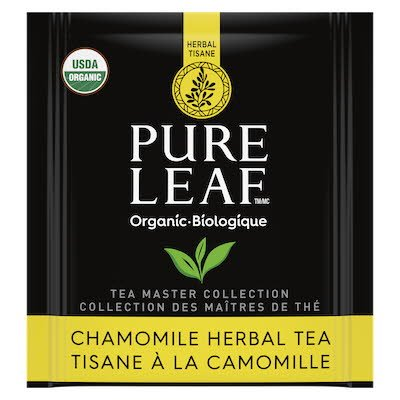 Pure Leaf™ Organic Chamomile Herbal Hot Tea 6 x 20 bags -