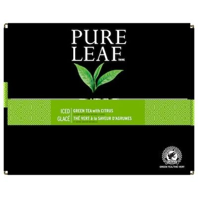 Pure Leaf™ Loose Iced Tea Green with Citrus 24 x 11 L - Pure Leaf™ Loose Iced Tea Green with Citrus 24 x 11 L matches the careful craftsmanship of your menu.