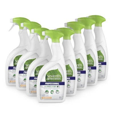 Seventh Generation Professional All Purpose Cleaner 8 x 0.95 l - USDA certified