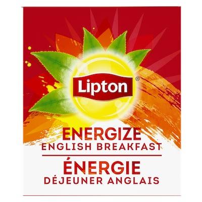 Lipton® Hot Tea English Breakfast 6 x 28 bags -