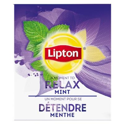Lipton® Hot Tea Mint 6 x 28 bags -