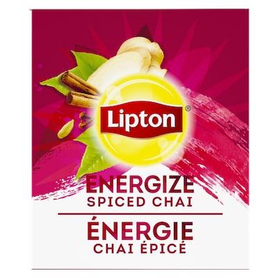 Lipton® Thé Chaud Chai Épicé 6 x 28 sachets -