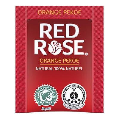 Red Rose® Thé Orange Pekoe 6 x 28 sachets -