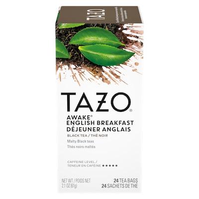 TAZO® Thé Déjeuner Anglais 6 x 24 sachets - Nous préparons nos propres mélanges avec TAZO® Thé Déjeuner Anglais 6 x 24 sachets: osez être différent