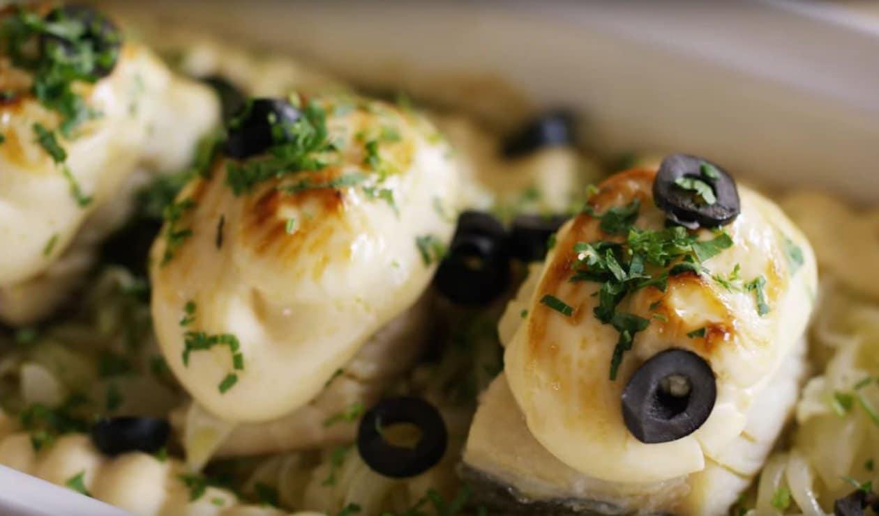Bacalhau Zé Do Pipo – recipe