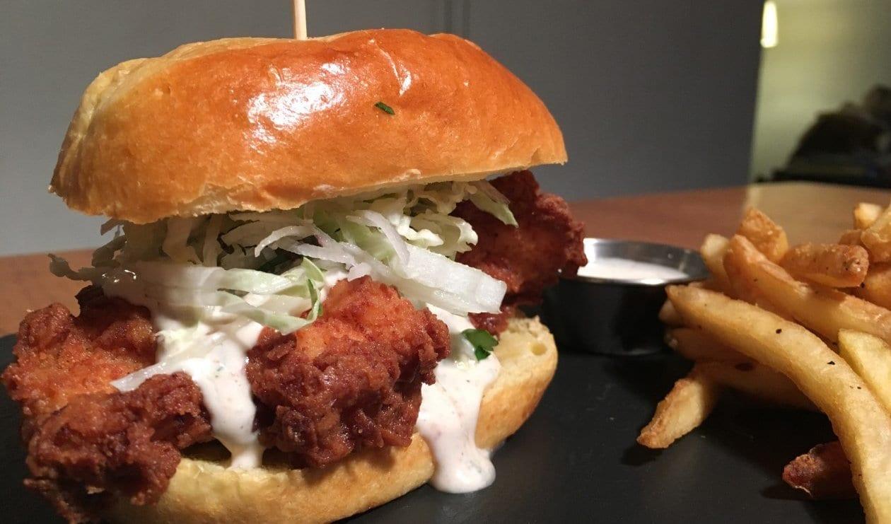 Smoky 'n Spicy California Ranch Chicken Sandwich – recipe