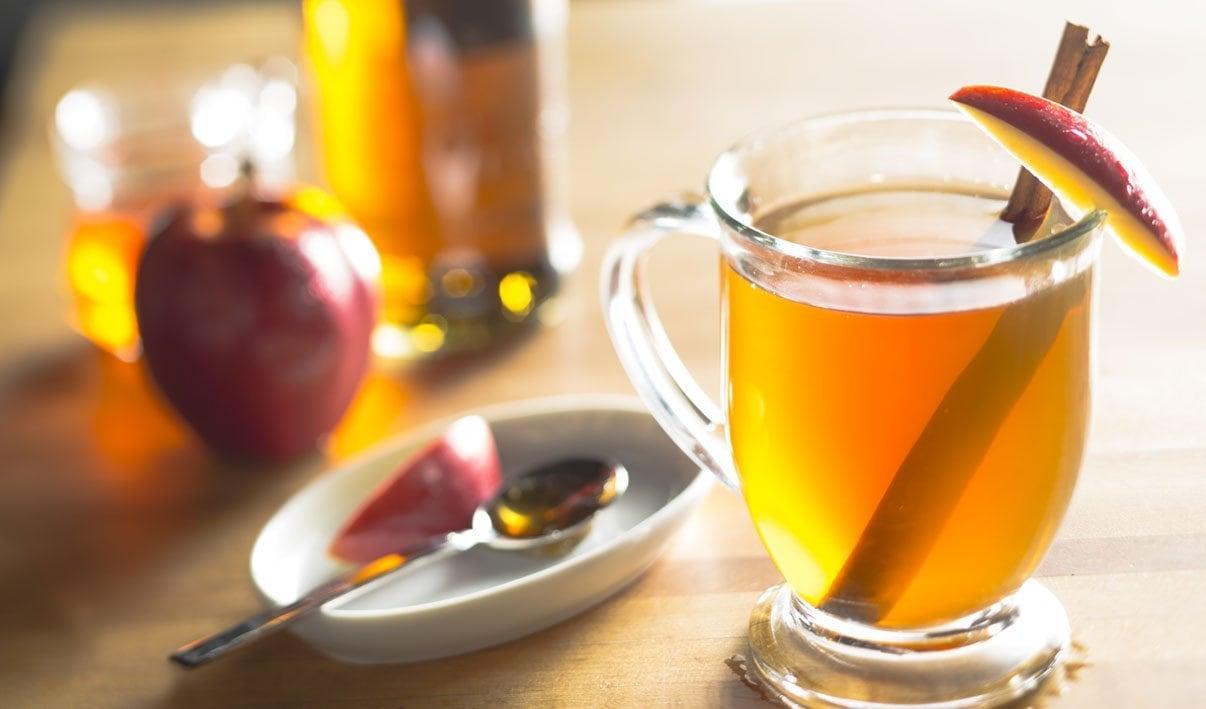 Toddy au Thé et Cidre de Pomme – recette