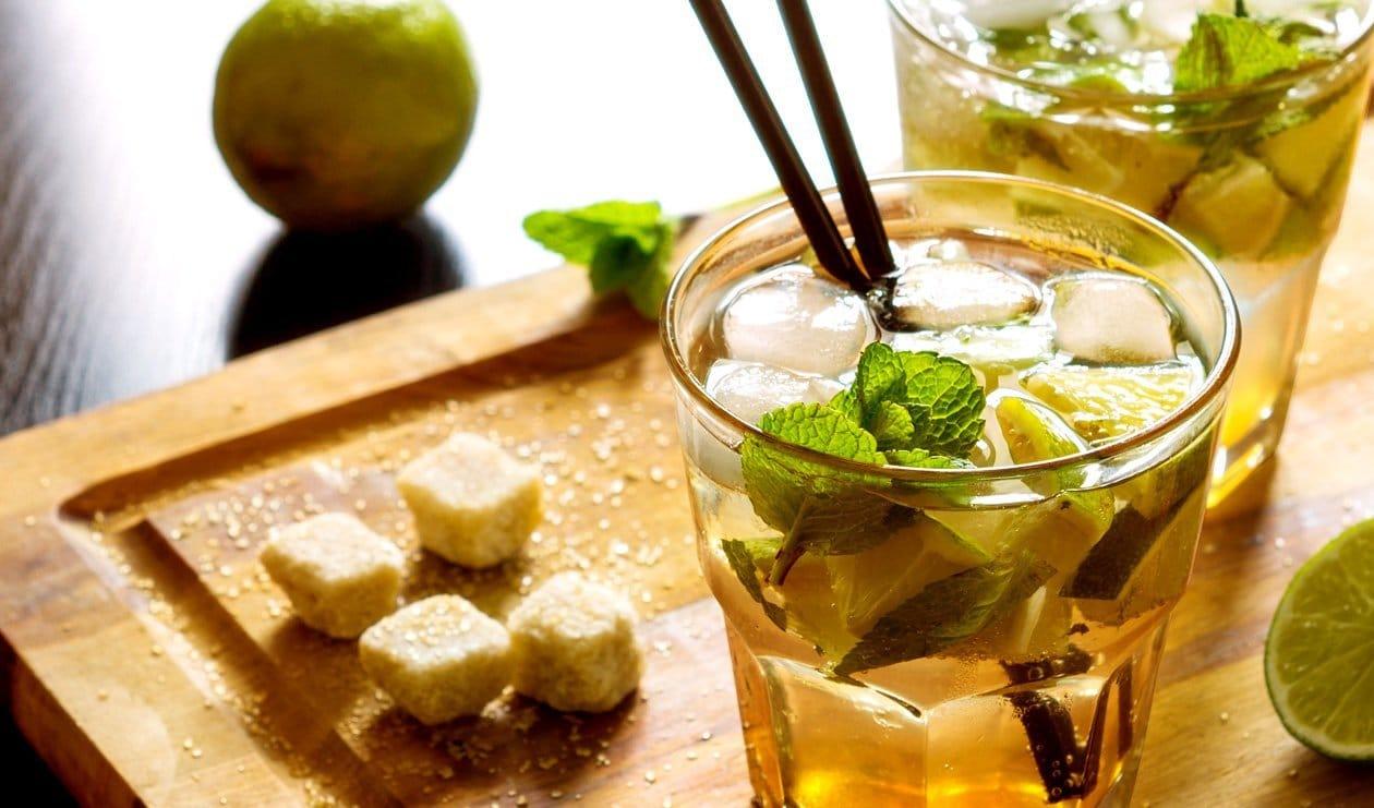 Green Tea Mojito – recipe