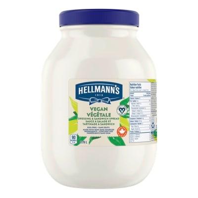 Hellmann's® Vegan Mayo 2 x 3.78 L -