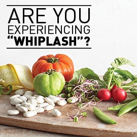 "Are You Experiencing ""Whiplash""?"