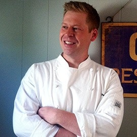 Q&A with UFS Chef Rob Wallauer